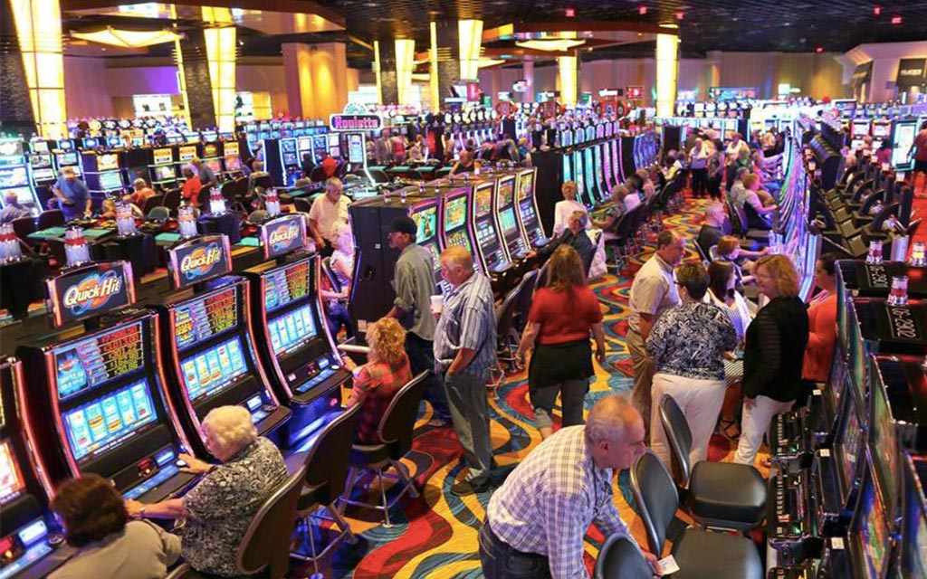 Up In Arms About Gambling?
