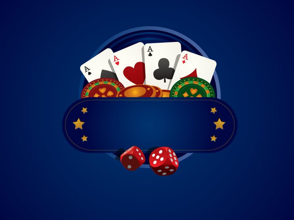 Four Important Strategies To Online Gambling